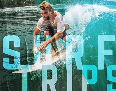 Flyer Surf Design