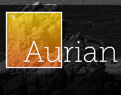 Aurian placeholder webpage