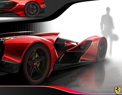 Ferrari Pegaso_World Design Contest
