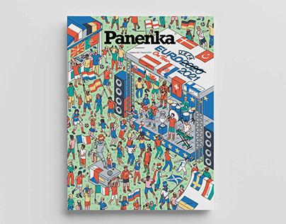 Panenka - Euro 2020