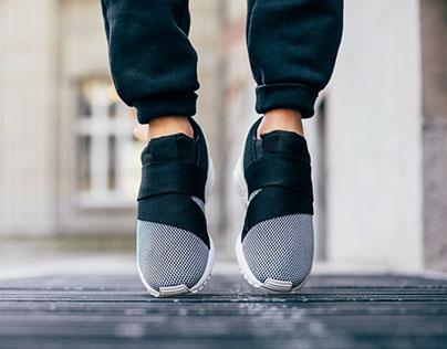Adidas Originals ZX FLUX SlipOn