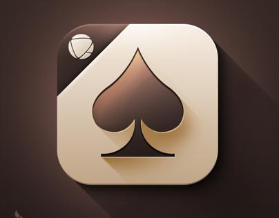 Spades Game App Icon