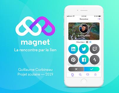 MAGNET // Hyperlink App