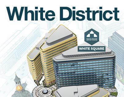 White District site