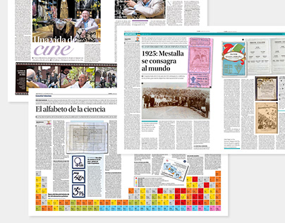 Diseño editorial – Levante-EMV