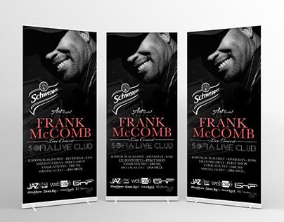 Frank McComb Live Concert