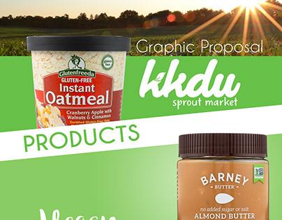 Social Media Identity | KKDU Sprout Market