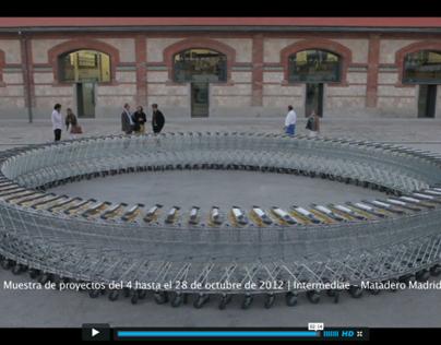 Videographer for Intermediae (art exposition)