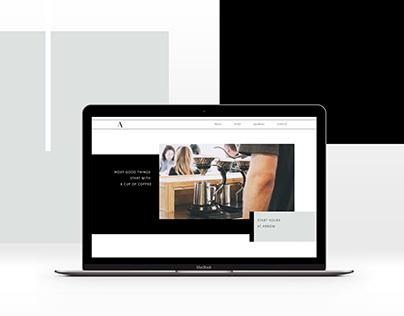 ARROW | Website Design