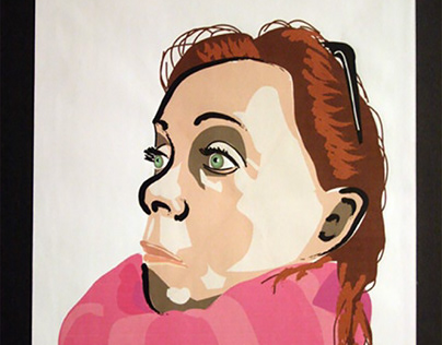 """Mother"" Illustration 2002"