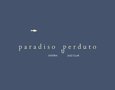 Progetto personale: Paradiso Perduto