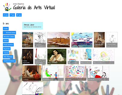 Galeria de Arte Virtual
