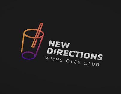 Logo for the musical TV series GLEE