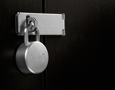 noke - Bluetooth Padlock