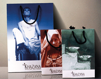 Taj Khazana : Branding | Packaging | Communication