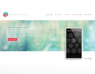 Web Design Marmal