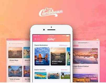 iOS Travel App.