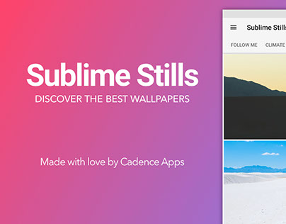 Sublime Stills Graphics