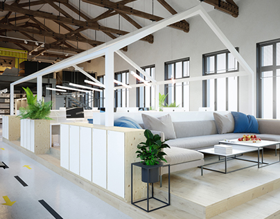 Kino-mo office space