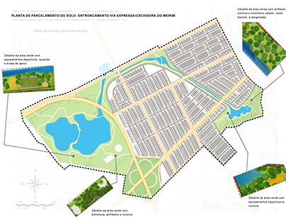 Proposta de Urbanização Ideal - Projeto de Urbanismo 1
