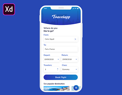 Travelapp | Free download