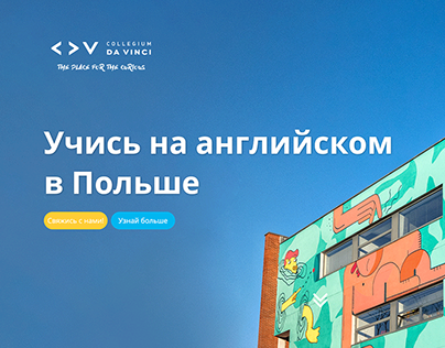 studyinenglish.cdv.pl – website