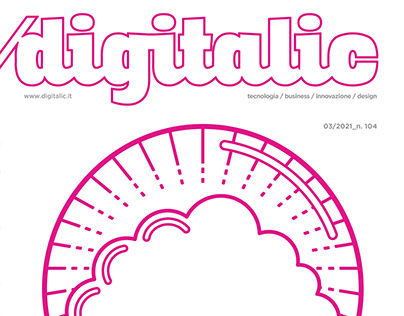 Cover Digitalic Magazine /03/2021 _n.104