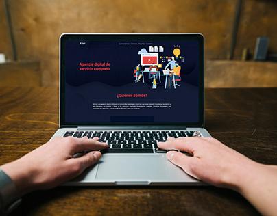 Diseño web - Alter