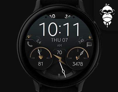 Dream 64 - Modern Watch Face