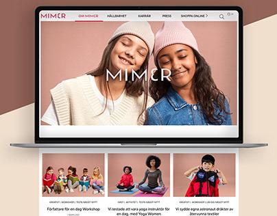 Rebrand for kids: Lindex goes Mimer