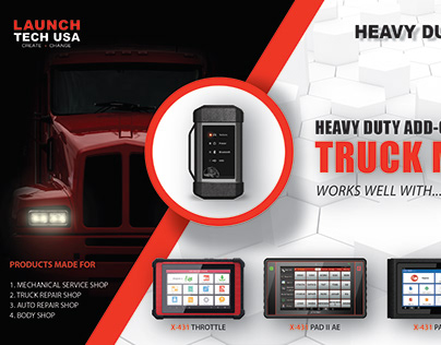 HD Add-On Truck Module AD