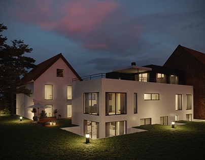 Ecological Two-Family House