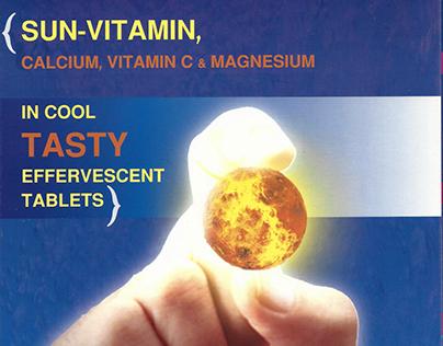 Medical Brochure of Integra Calcium & Vitamin D