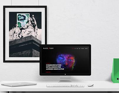 Black Stage - Web Design Project