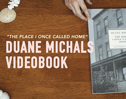 Duane Michals Videobook