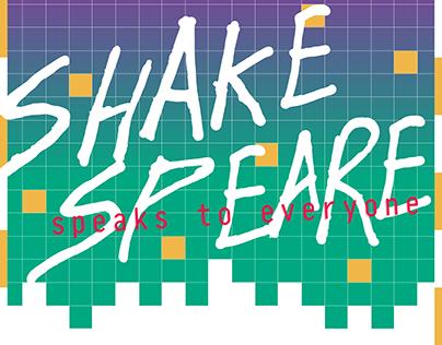 Shakespeare Speaks to Everyone