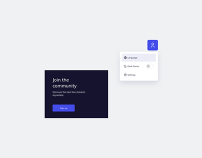 Day 1203・UI Components Design
