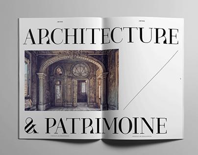 Architecture & Patrimoine