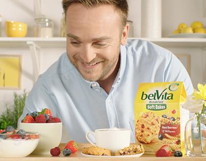 "belVita 'Śniadanie, że u la la!"""