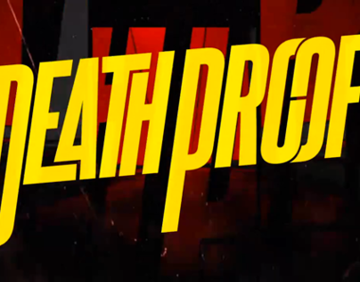 Death Proof Alt. Opening Titles