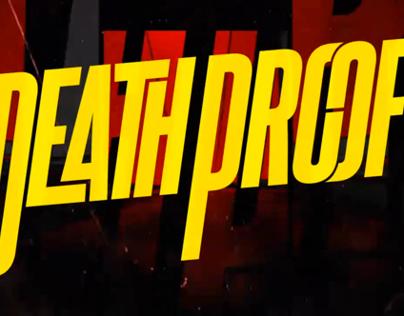 Death Proof Alt. Opening Titles