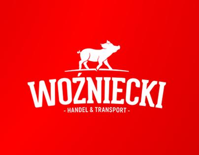 Woźniecki - Logo