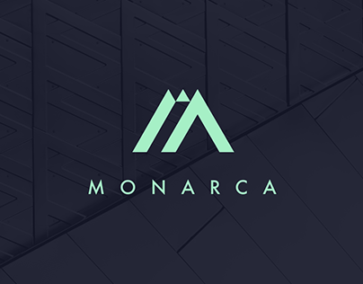 Monarca - Brand design