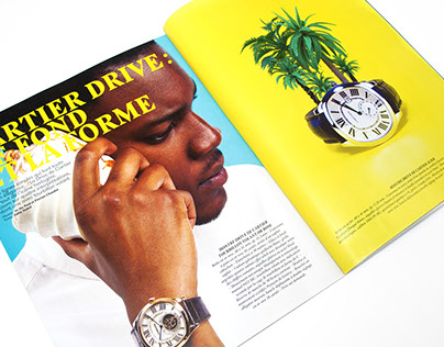Cartier / La revue des montres