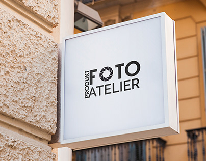 Logo for the photo atelier