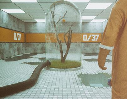 STATION 0/37 | Illustration Series #1