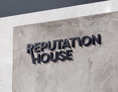 Branding. Reputation house company