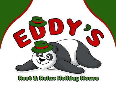 Eddy's Holiday House Logo