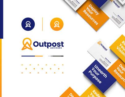 Outpost Advisors Branding