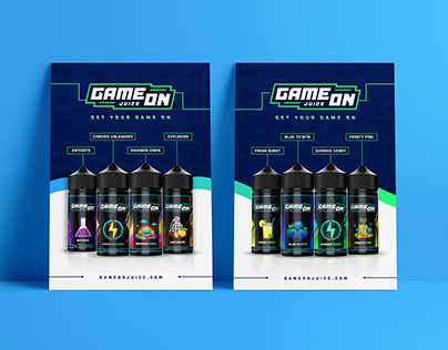 GameOn Juice